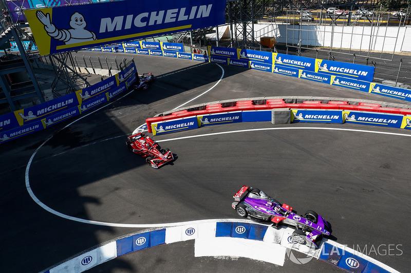 Alex Lynn, DS Virgin Racing Jérôme d'Ambrosio, Dragon Racing