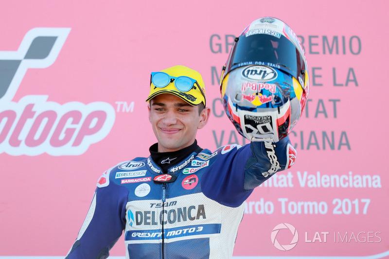 Primera victoria de Jorge Martín que cierra la temporada