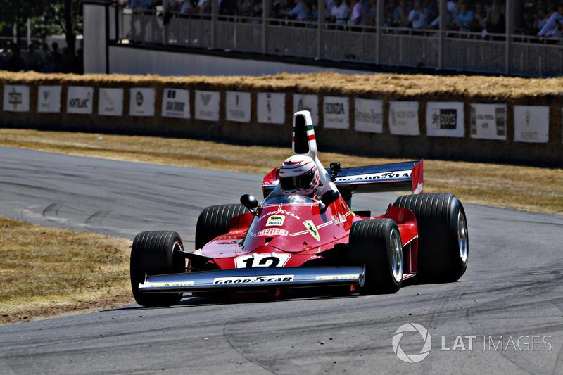 Ferrari 312TGiancarlo Casoni