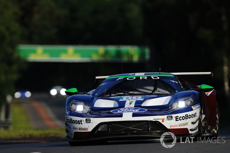 3. LMGTE-Pro: #66 Ford Chip Ganassi Racing, Ford GT