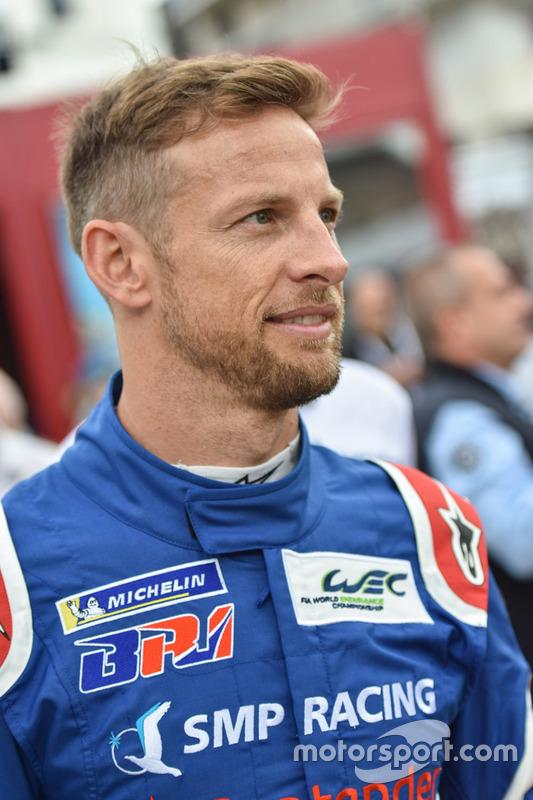 Jenson Button, SMP Racing