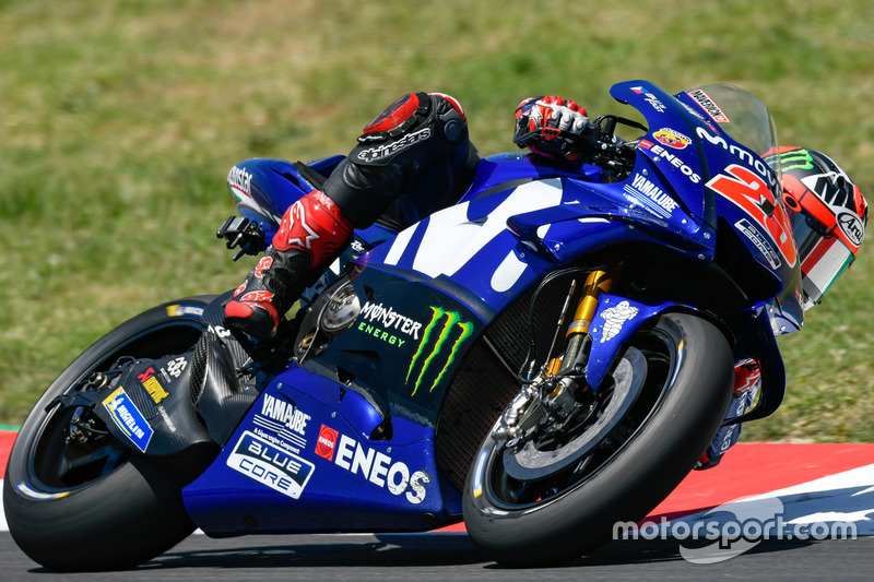 MotoGP-Test in Barcelona, Juni