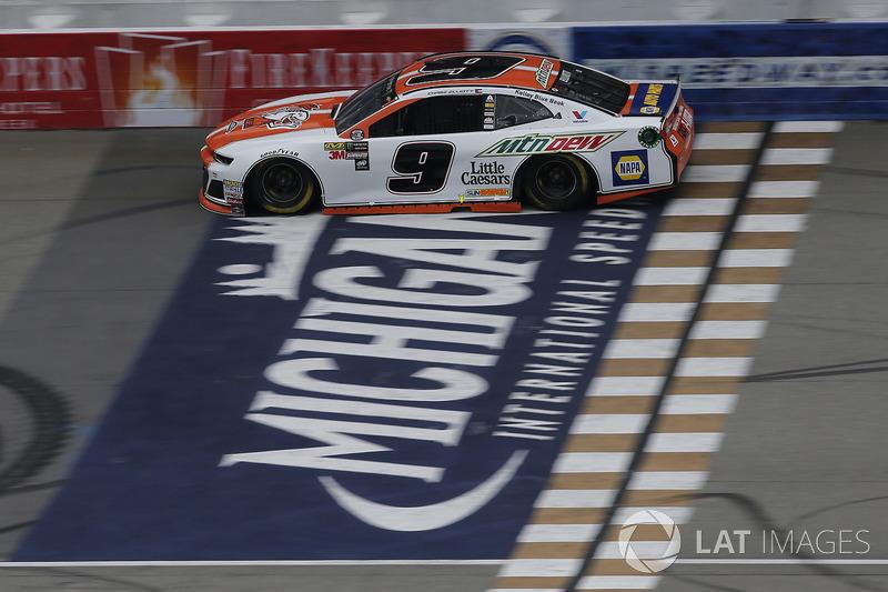 Chase Elliott, Hendrick Motorsports, Chevrolet Camaro Mountain Dew / Little Caesars