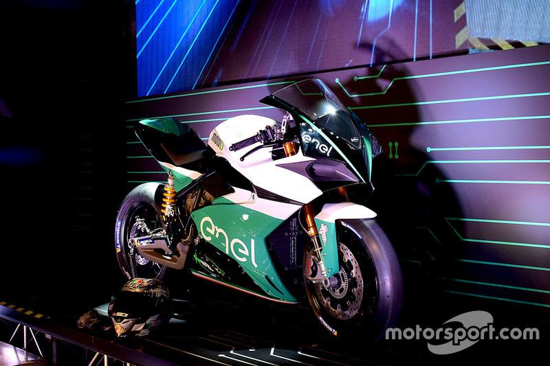 Мотоцикл MotoE