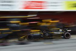 Пит-стоп: Карлос Сайнс-мл., Renault Sport F1 Team RS18