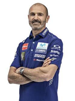Massimo Meregalli, Yamaha Factory Racing Team Director