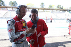 René Rast, Audi Sport Team Rosberg, Loic Duval, Audi Sport Team Phoenix