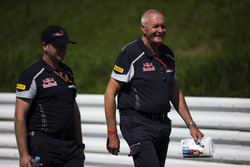 John Booth, consultant for Toro Rosso
