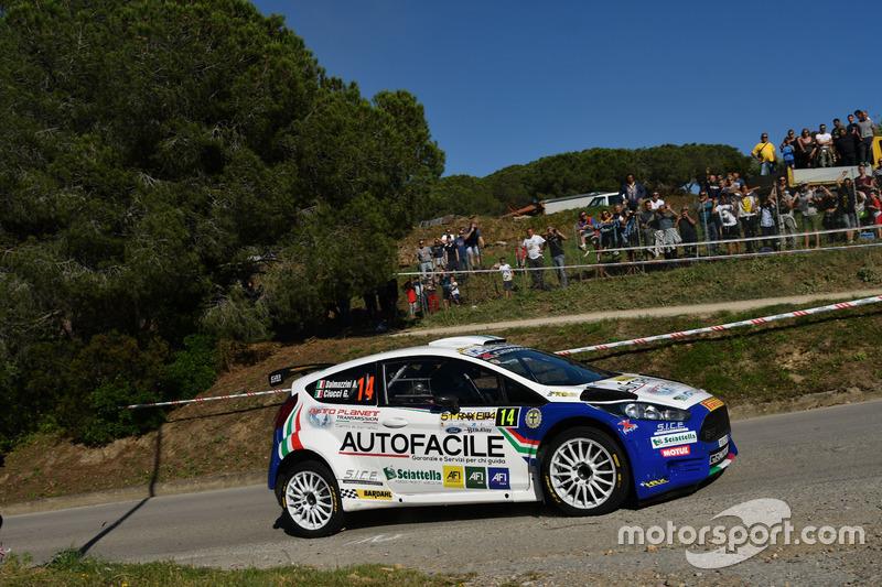Andrea Dalmazzini, Giacomo Ciucci, Ford Fiesta R5, X Race Sport