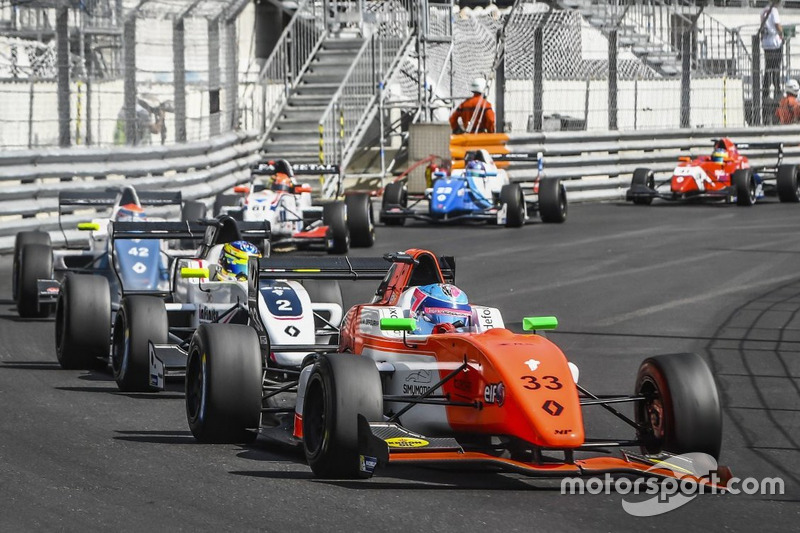 Еврокубок Формулы Renault 2.0, IV этап, Монако
