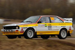 Григорий Берёзкин и Виктор Тимковский, Audi Quattro