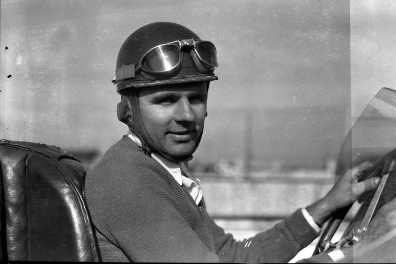 1933: Louis Meyer