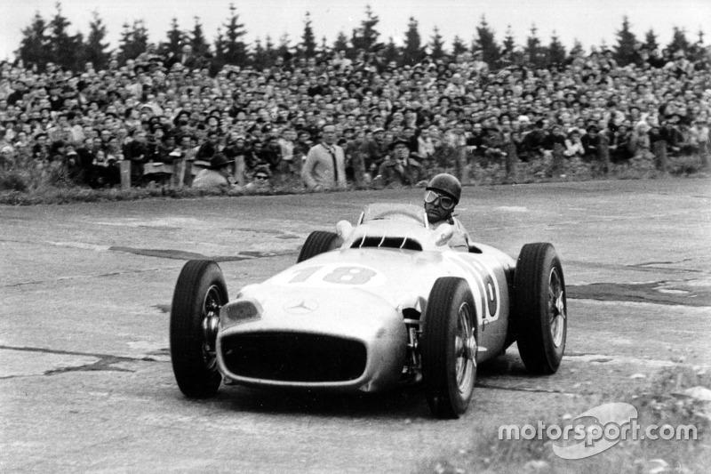 Juan Manuel Fangio, Mercedes W196 (1954)