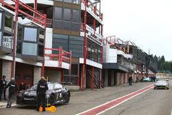 #12 Boutsen Ginion Racing, BMW M6 GT3: Karim Ojjeh, Julian Darras, Olivier Grotz
