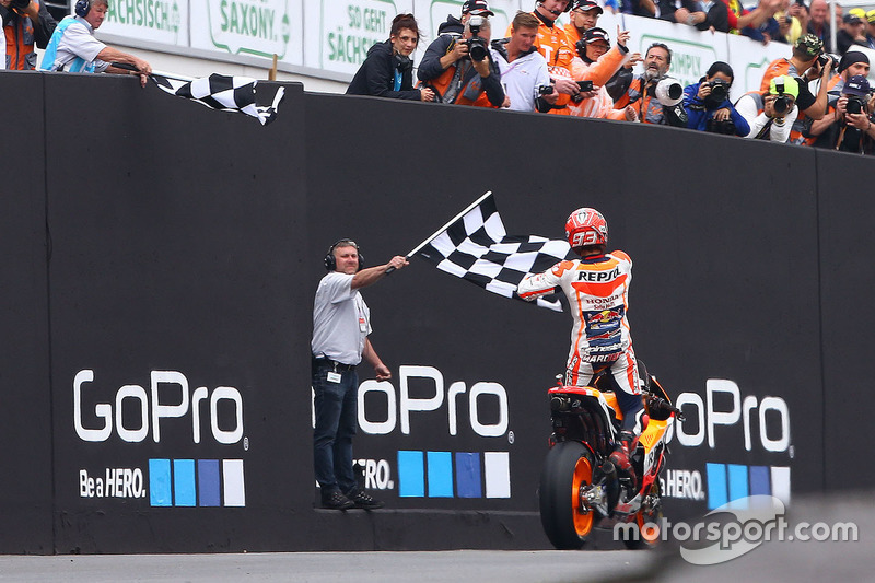 #27 MotoGP Jerman 2016