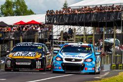 Tim Blanchard, Brad Jones Racing Holden, Chris Pither, Super Black Racing Ford