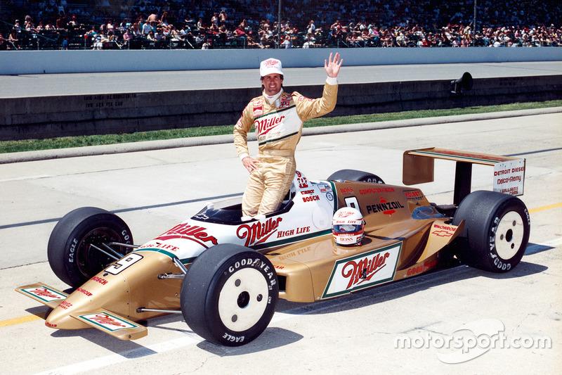 Danny Sullivan Race Car Driver