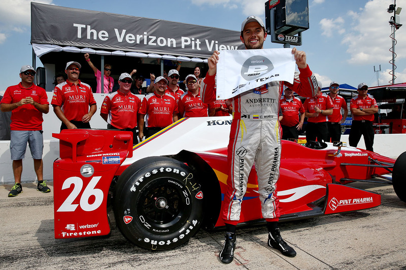10 juin - Carlos Muñoz signe sa première pole position