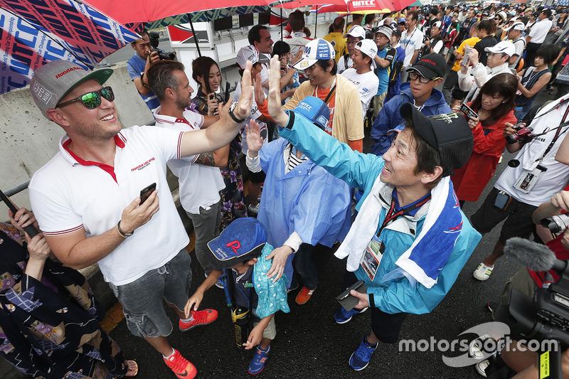 Rob Huff, Honda Racing Team JAS, Honda Civic WTCC