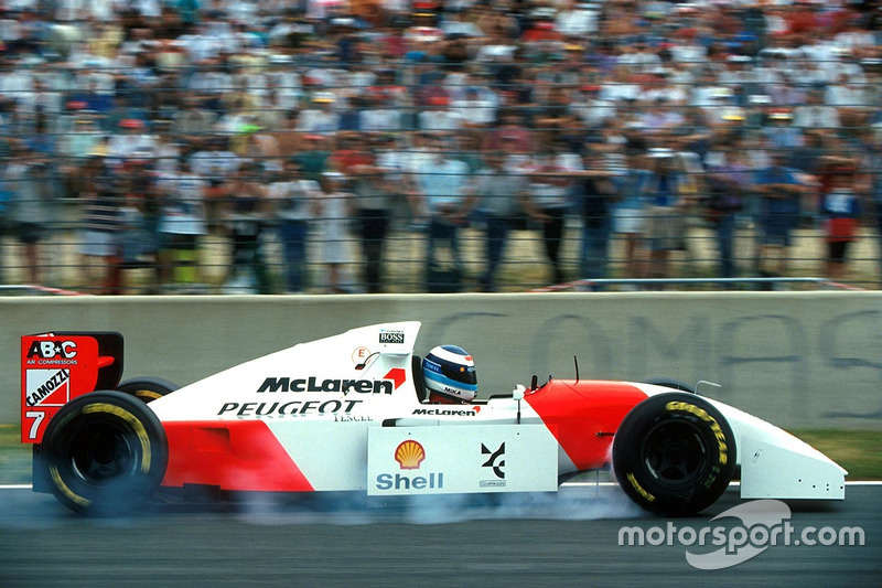 Peugeot: 1994 McLaren