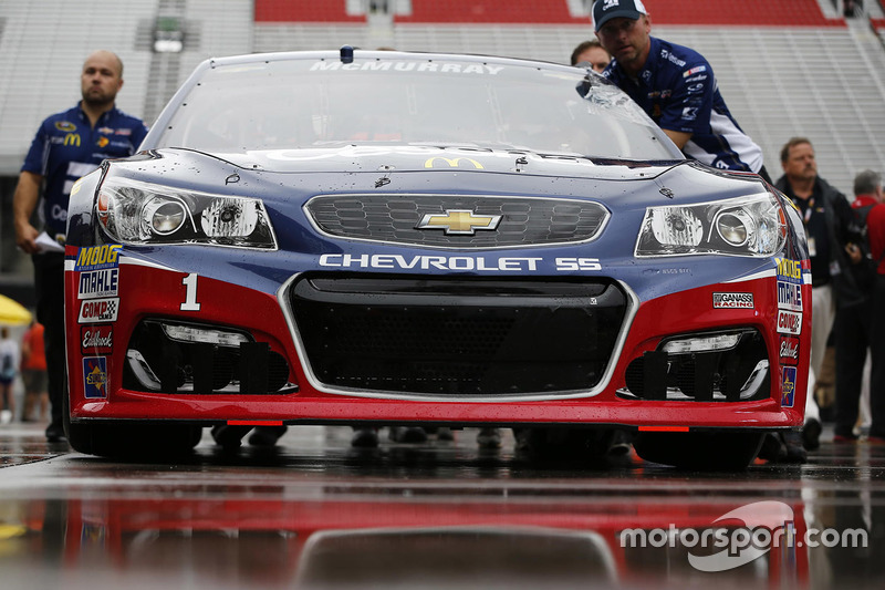 L'auto di Jamie McMurray, Chip Ganassi Racing Chevrolet