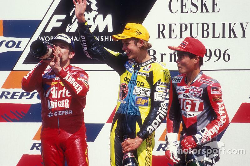 Brünn 1996: Der 1. Sieg