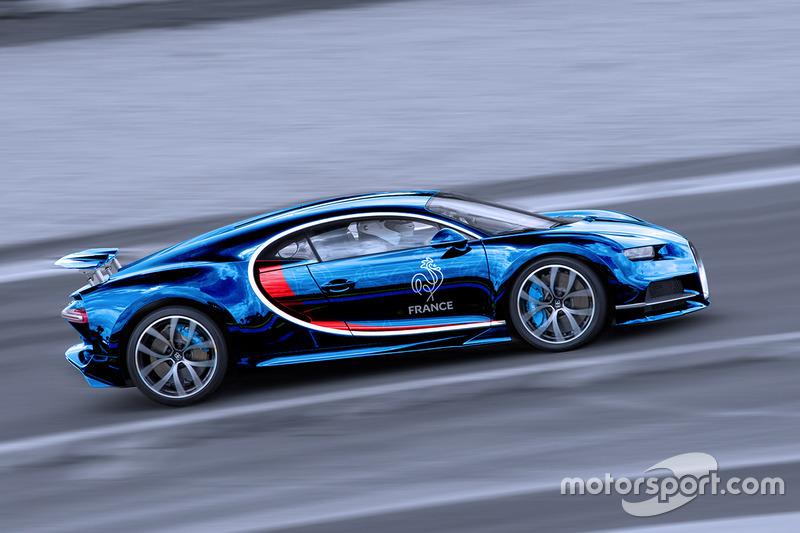 Francia: Bugatti Chiron