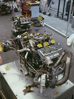 Renault V6 turbocharged engines