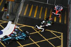 Oliver Turvey, NIO Formula E Team, Daniel Abt, Audi Sport ABT Schaeffler, Nick Heidfeld, Mahindra Racing
