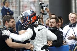 Ganador de la carrera Edoardo Mortara, Mercedes-AMG Team Driving Academy, Mercedes - AMG GT3