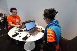 Участники McLaren World's Fastest Gamer
