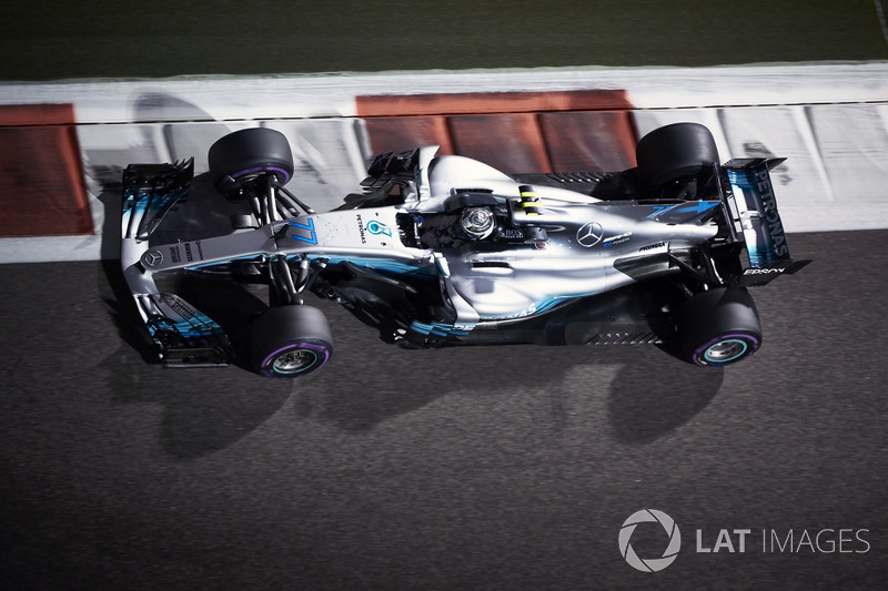 2017: Valtteri Bottas, Mercedes F1 W08 EQ Power+