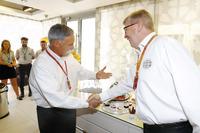 Chase Carey, CEO, Formula One, Ross Brawn, Motorsporları Direktörü, FOM