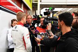 Marcus Ericsson, Alfa Romeo Sauber F1 Team parla con i media