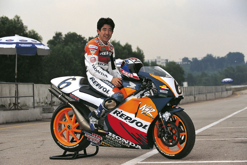 1996. Tadayuki Okada- Gran Premio della Malesia - Ritirato