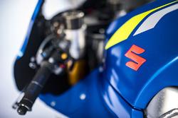Мотоцикл Suzuki GSX-RR 2018, Team Suzuki MotoGP