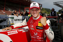 Race winner Mick Schumacher, PREMA Theodore Racing Dallara F317 – Mercedes-Benz