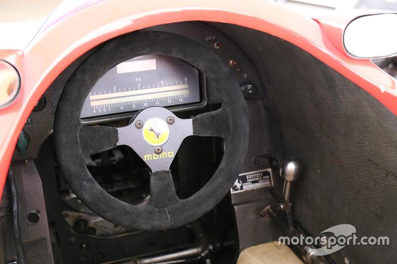 Ferrari F1/87 driven by Michele Alboreto and Gerhard Berger
