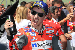 Racewinnaar Jorge Lorenzo, Ducati Team