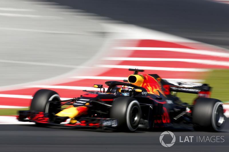 Red Bull, хороший прогноз: команда станет главным соперником Mercedes