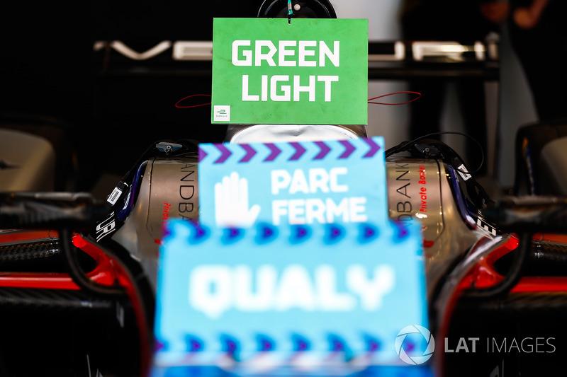"""Cartello """"Luce verde"""""""