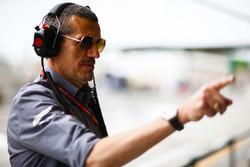 Руководитель Haas F1 Team Гюнтер Штайнер