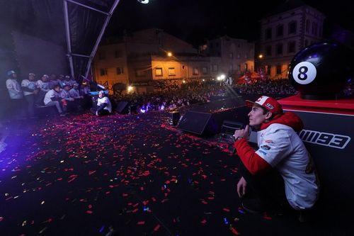 Celebración de los Márquez en Cervera