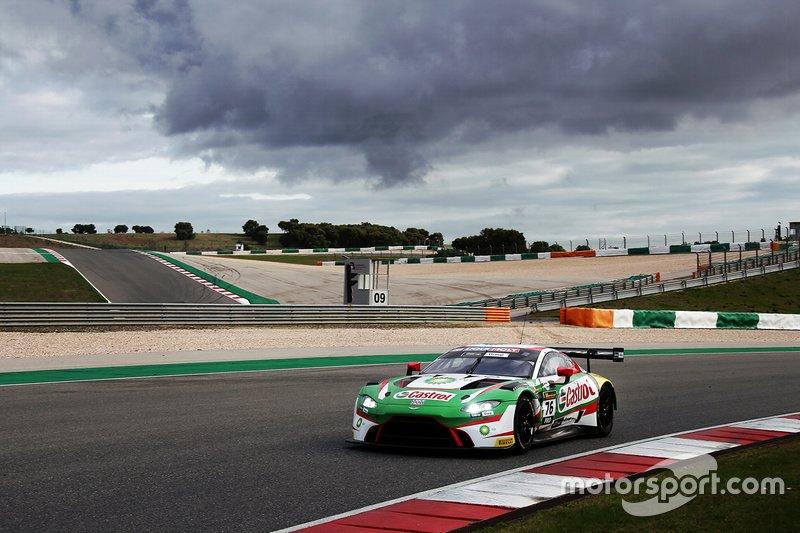 R-Motorsport testet in Portimao