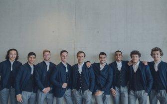Piloti, presentazione KTM Racing Team