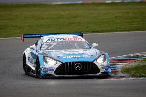 Lausitzring May testing