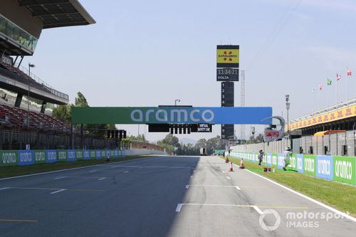 F1 Spanish GP Live Commentary and Updates - Race day