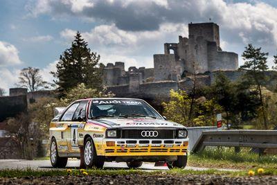 Historic Rallye Vltava