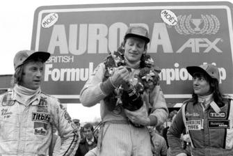 David Kennedy, Wolf WR4, Guy Edwards, Fittipaldi F5A, Desire Wilson, Tyrrell 008
