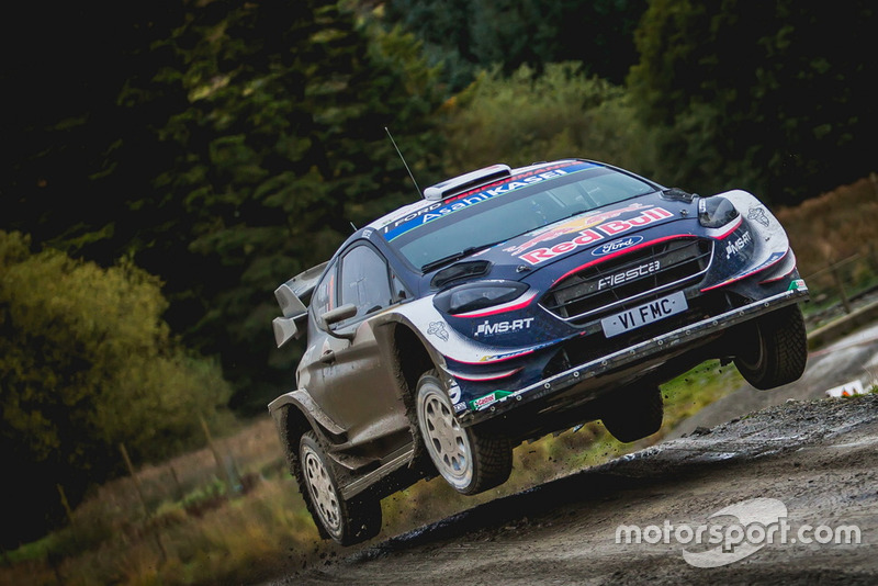 Sébastien Ogier, Julien Ingrassia, M-Sport Ford WRT Ford Fiesta WRC Nikos Katikis